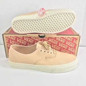 Vans olds dx veggie tan leather men's $80
